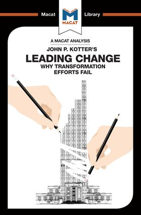 Leading Change: 1st Edition (Paperback) book cover
