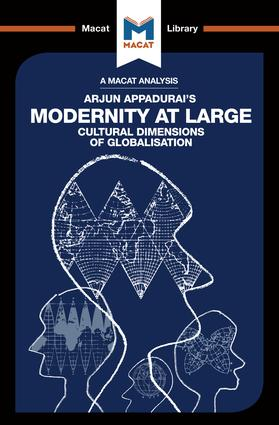Modernity at Large: Cultural Dimensions of Globalisation, 1st Edition (Paperback) book cover