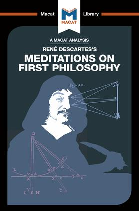 Meditations on First Philosophy: 1st Edition (Paperback) book cover