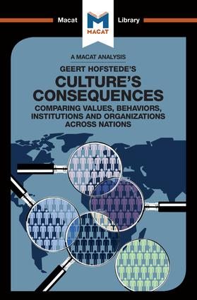 Culture's Consequences: Comparing Values, Behaviors, Institutes and Organizations across Nations book cover