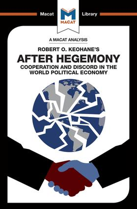 After Hegemony: 1st Edition (Paperback) book cover