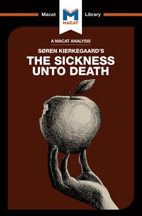 An Analysis of Soren Kierkegaard's The Sickness Unto Death: 1st Edition (Paperback) book cover