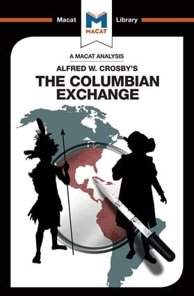 The Columbian Exchange book cover