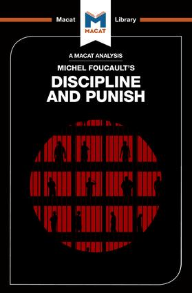 An Analysis of Michel Foucault's Discipline and Punish: 1st Edition (Paperback) book cover