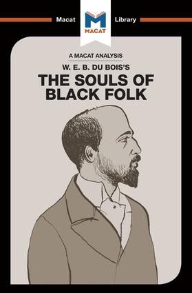 The Souls of Black Folk: 1st Edition (Paperback) book cover