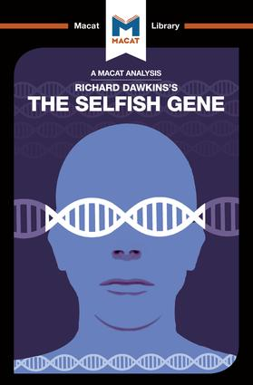 The Selfish Gene: 1st Edition (Paperback) book cover