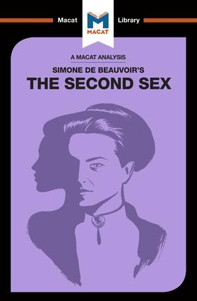 The Second Sex: 1st Edition (Paperback) book cover