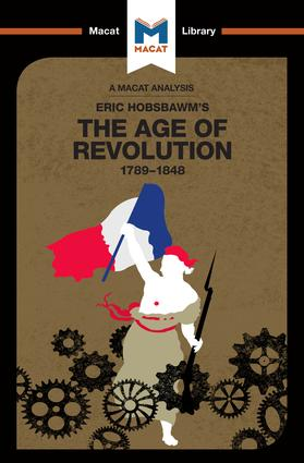 The Age Of Revolution: 1st Edition (Paperback) book cover