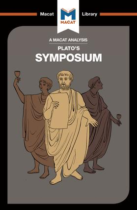An Analysis of Plato's Symposium: 1st Edition (Paperback) book cover