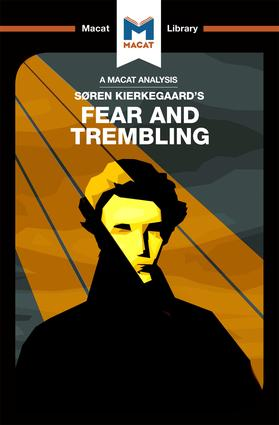 Fear and Trembling: 1st Edition (Paperback) book cover