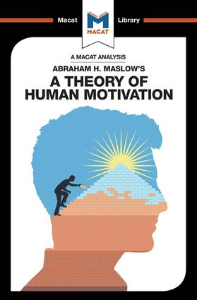 A Theory of Human Motivation book cover