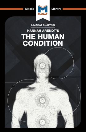 The Human Condition: 1st Edition (Paperback) book cover