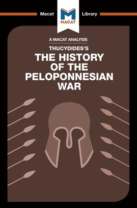 An Analysis of Thucydides's History of the Peloponnesian War: 1st Edition (Paperback) book cover