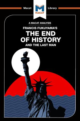 The End of History and the Last Man: 1st Edition (Paperback) book cover