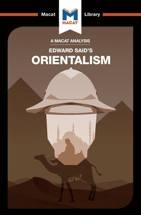 Orientalism book cover