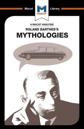 Mythologies: 1st Edition (Paperback) book cover