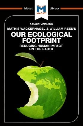 Our Ecological Footprint: 1st Edition (Paperback) book cover