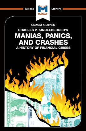 Manias, Panics and Crashes: A History of Financial Crises, 1st Edition (Paperback) book cover