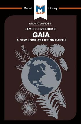 Gaia: A New Look at Life on Earth, 1st Edition (Paperback) book cover
