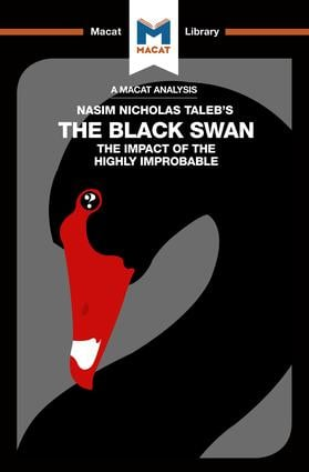The Black Swan: the Impact of the Highly Improbable, 1st Edition (Paperback) book cover