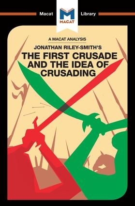 An Analysis of Jonathan Riley-Smith's The First Crusade and the Idea of Crusading: 1st Edition (Paperback) book cover
