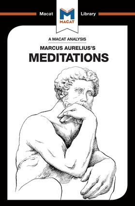 An Analysis of Marcus Aurelius's Meditations: 1st Edition (Paperback) book cover