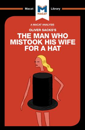 The Man Who Mistook His Wife For a Hat: 1st Edition (Paperback) book cover