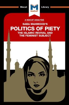 An Analysis of Saba Mahmood's Politics of Piety