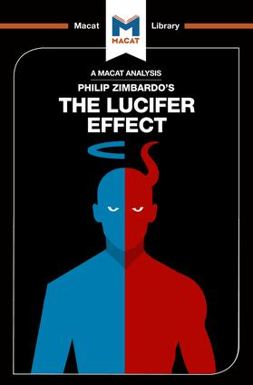The Lucifer Effect: 1st Edition (Paperback) book cover