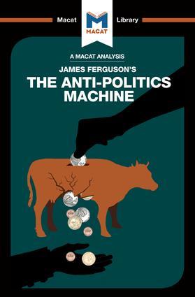 The Anti-Politics Machine book cover
