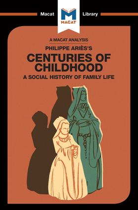 Centuries of Childhood: 1st Edition (Paperback) book cover