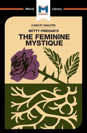 The Feminine Mystique: 1st Edition (Paperback) book cover