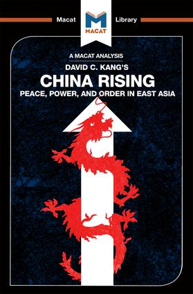 China Rising: Peace, Power and Order in East Asia (Paperback) book cover