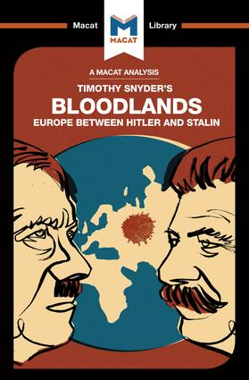 Bloodlands: Europe Between Hitler and Stalin book cover