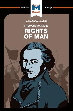 Rights of Man: 1st Edition (Paperback) book cover