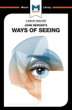 John Berger's Ways of Seeing book cover