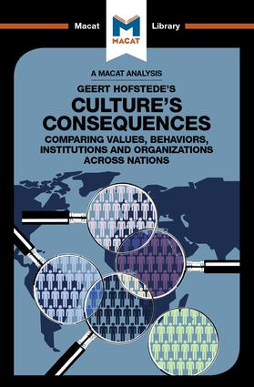 Culture's Consequences: Comparing Values, Behaviors, Institutes and Organizations across Nations, 1st Edition (Hardback) book cover