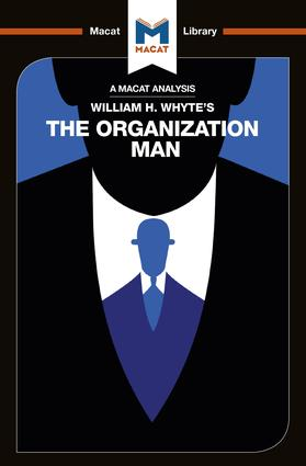 William Whyte's The Organization Man book cover