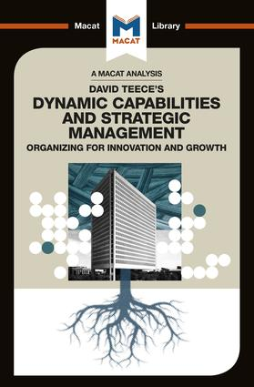 David Teece's Dynamic Capabilites and Strategic Management: Organizing for Innovation and Growth book cover