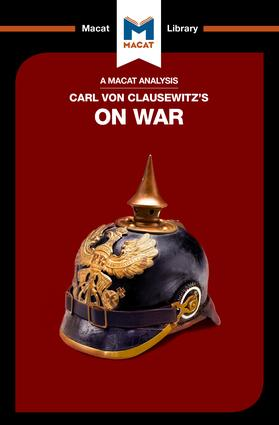 Carl von Clausewitz's On War book cover