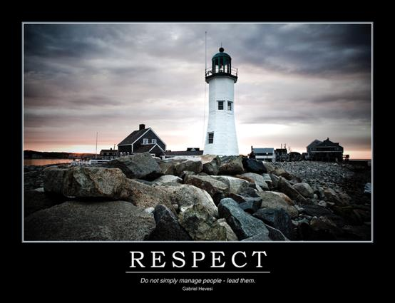 Respect Poster: 1st Edition (Poster) book cover