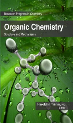 Organic Chemistry: Structure and Mechanisms, 1st Edition (Hardback) book cover