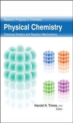 Physical Chemistry: 1st Edition (Hardback) book cover