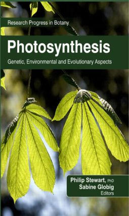 Photosynthesis: Genetic, Environmental and Evolutionary Aspects, 1st Edition (Hardback) book cover