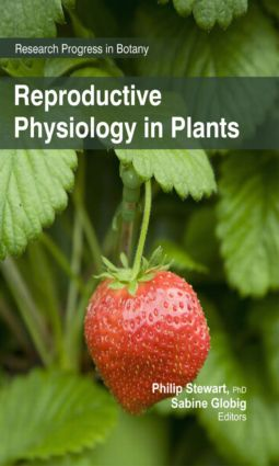 Reproductive Physiology in Plants: 1st Edition (Hardback) book cover