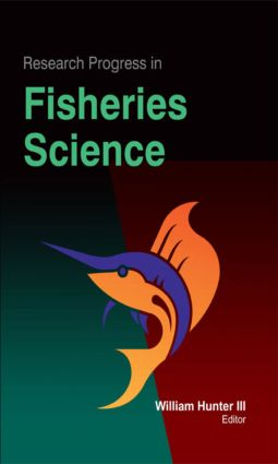 Research Progress in Fisheries Science: 1st Edition (Hardback) book cover