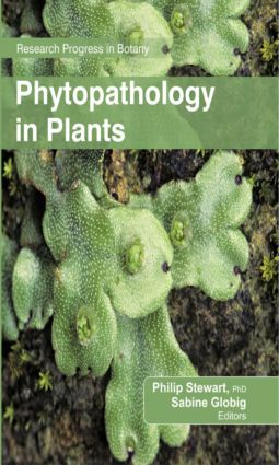 Phytopathology in Plants: 1st Edition (Hardback) book cover