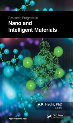 Research Progress in Nano and Intelligent Materials: 1st Edition (Hardback) book cover