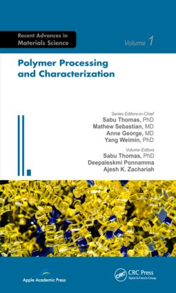 Polymer Processing and Characterization book cover