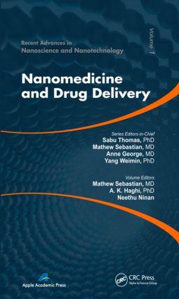 Nanomedicine and Drug Delivery: 1st Edition (Hardback) book cover